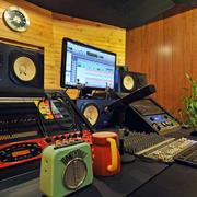 录音棚设备图片