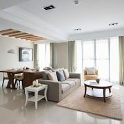 两室一厅桌椅