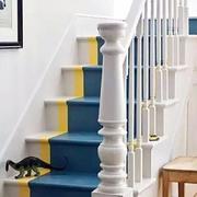 色彩鲜艳系列楼梯装修