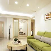 公寓灯光设计