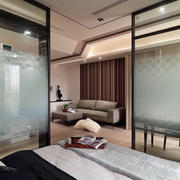 宜家风格一室一厅