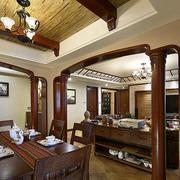 三室一厅吊顶装修