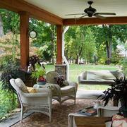 露台花园凉亭装修