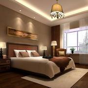 深色调小卧室设计
