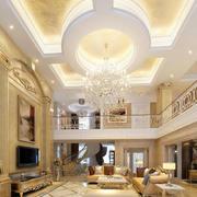 现代创意型客厅装修
