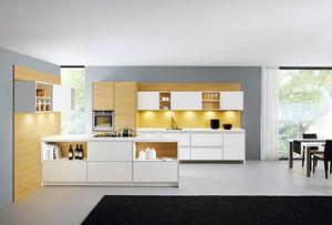 厨房的主体:宜家橱柜设计效果图