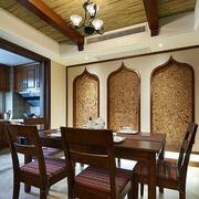 三室一厅桌椅