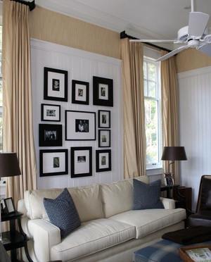 别有一番韵味:经典家装照片墙设计效果图欣赏实例大全