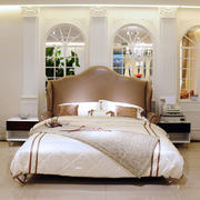 卧室双人床设计