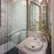 两室一厅卫生间图片
