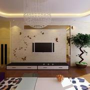 宜家风格硅藻泥背景墙