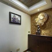 三室一厅装饰画图片