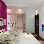 温馨色调小卧室