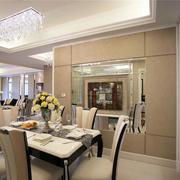 豪华型两室一厅设计