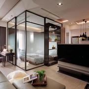 时尚风格一室一厅