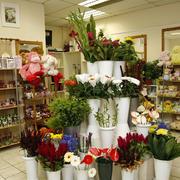 自然风格花店