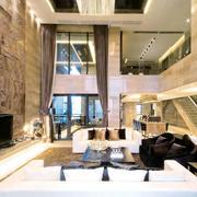 大气型客厅装修