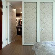 房屋卧室衣柜装修