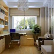 精致型小书房装修
