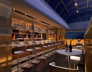 全身心放松的酒吧设计装修效果图