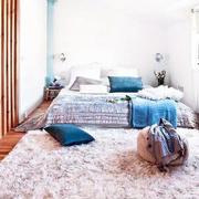 软绵绵的榻榻米床
