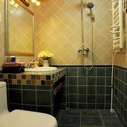 婚房卫生间设计
