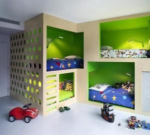 别具匠心的配色:波西米亚风格单身公寓装修效果图