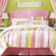 甜美风格卧室装修