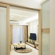 公寓卧室门设计