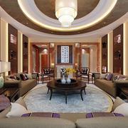 现代创意型客厅