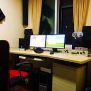 录音棚电脑桌