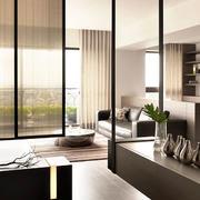 两室一厅飘窗设计