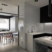 公寓厨房欣赏
