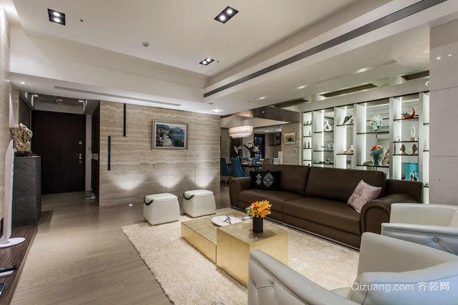 天马行空的设计 奢华与简约的时尚相融合的婚房装修设计