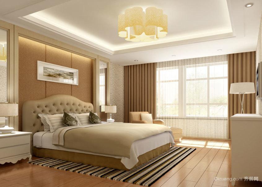 极度奢华:2015舒适度超好的小卧室装修效果图实例欣赏大全