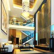 自然风格客厅装修