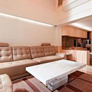 别墅客厅沙发装修