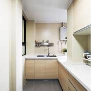 复式楼厨房橱柜设计