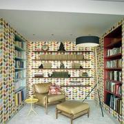 单身公寓书房设计