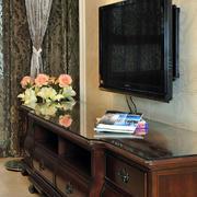 三室一厅电视背景墙