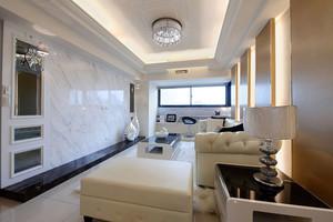 150平米现代演绎轻质巴洛克风情别墅装修效果图