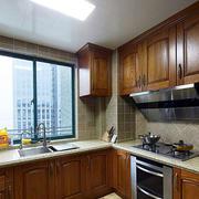 三室一厅厨房