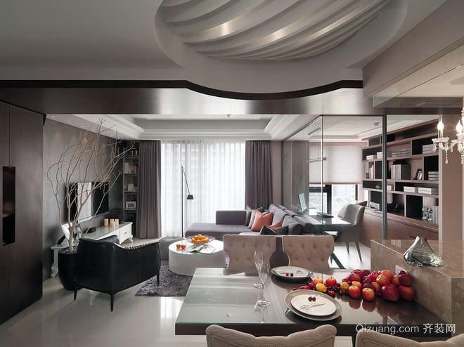 演绎美学精神:风格破界的古典风格婚房装修效果图