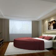 现代创意性小卧室