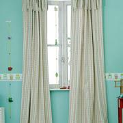 清新风格窗帘