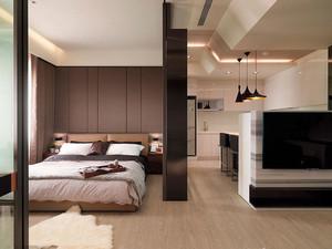 50平米小空间大格局精致小家一居装修效果图