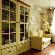 婚房书柜装修设计