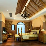 卧室天花板装修
