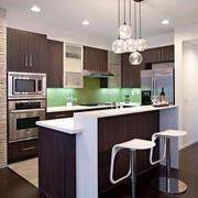 淡雅型厨房装修