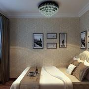 清新淡雅型卧室壁纸